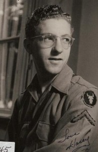 Harry Jewell, 1945 (5th Army, 34th Division, 135th Infantry)